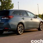 Toyota Auris Touring Sports 2015 prueba 16