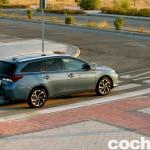 Toyota Auris Touring Sports 2015 prueba 36