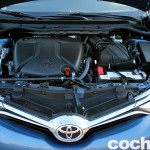 Toyota Auris Touring Sports 2015 prueba motor 2
