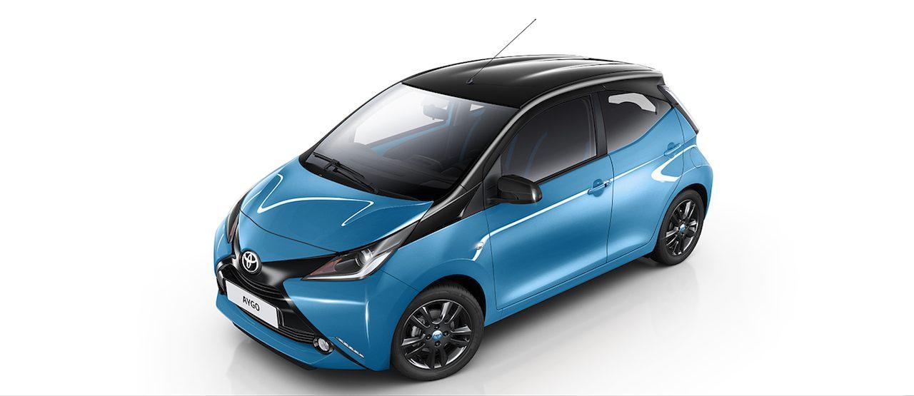Toyota Aygo x-cite 2015 01