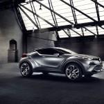 Toyota C-HR Concept 2015 05