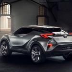 Toyota C-HR Concept 2015 07