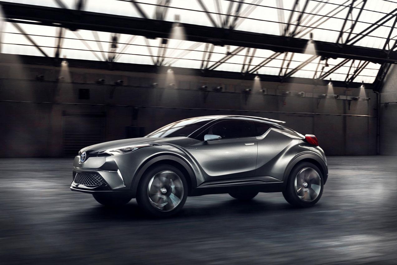 Toyota C-HR Concept 2015 08