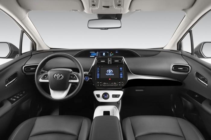 Toyota Prius 2016 interior 01