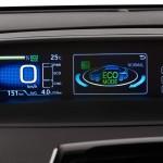 Toyota Prius 2016 interior 05
