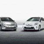 Toyota Prius 4 generaciones
