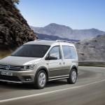 Volkswagen Caddy Alltrack 2015 01