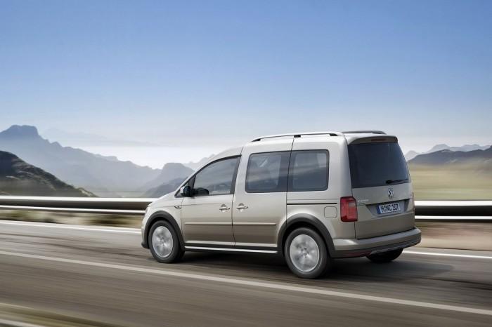 Volkswagen Caddy Alltrack 2015 04