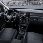 Volkswagen Caddy Alltrack 2015 interior 01