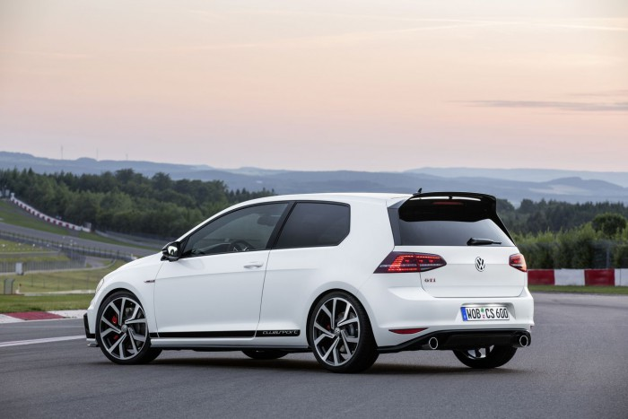 Volkswagen Golf GTI Clubsport 2016 11
