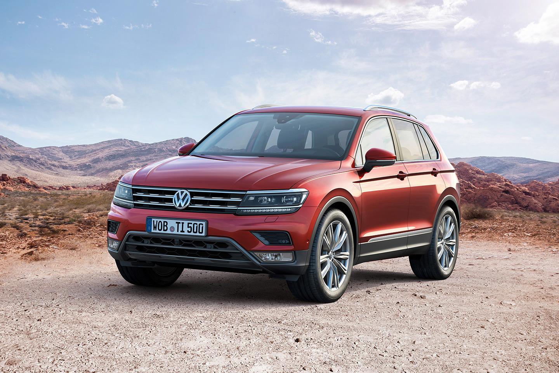 Volkswagen Tiguan 2016 03