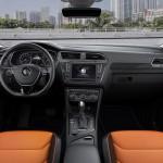 Volkswagen Tiguan 2016 interior 02