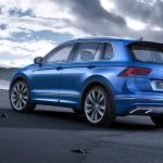Volkswagen Tiguan GTE Concept 2016 02