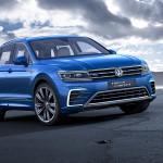 Volkswagen Tiguan GTE Concept 2016 04