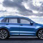 Volkswagen Tiguan GTE Concept 2016 05