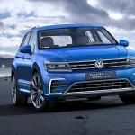 Volkswagen Tiguan GTE Concept 2016 06