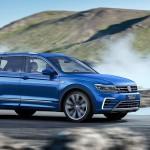 Volkswagen Tiguan GTE Concept 2016 07