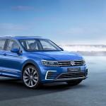 Volkswagen Tiguan GTE Concept 2016 09