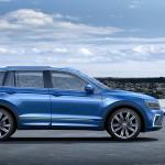 Volkswagen Tiguan GTE Concept 2016 10