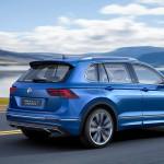 Volkswagen Tiguan GTE Concept 2016 13