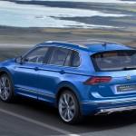 Volkswagen Tiguan GTE Concept 2016 16