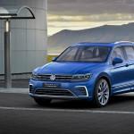 Volkswagen Tiguan GTE Concept 2016 19