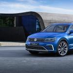 Volkswagen Tiguan GTE Concept 2016 20