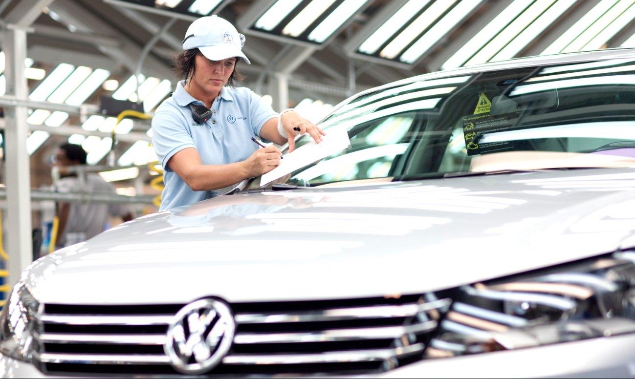 Volkswagen fabrica Estados Unidos