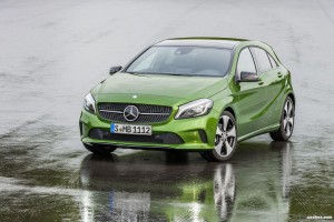 Mercedes Clase A 220d 4MATIC Style W176 2015