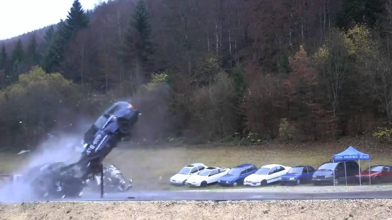 crash test 200 kmh