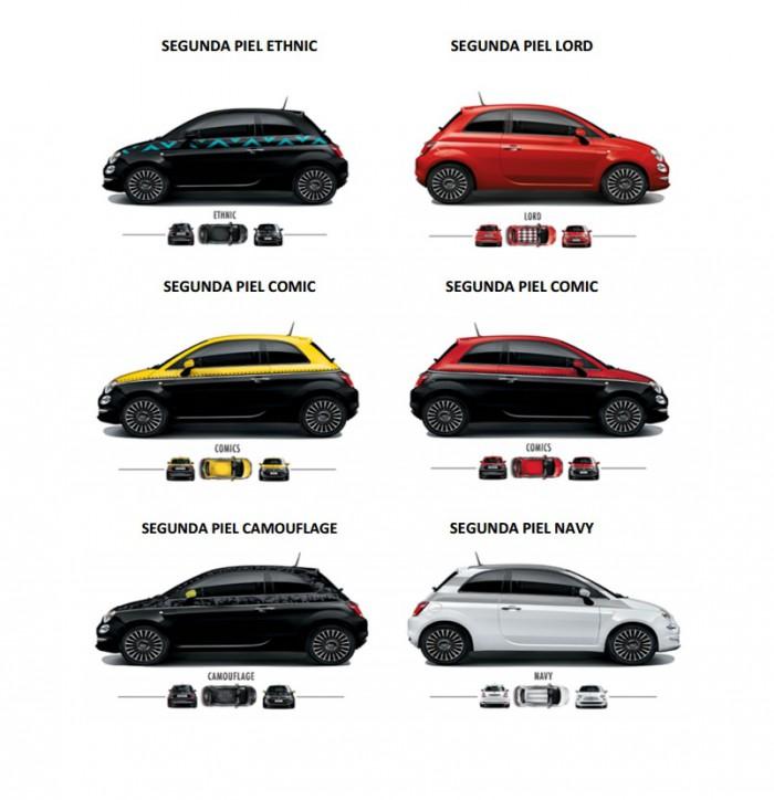 Fiat 500 2015 Precios Y Equipamientos