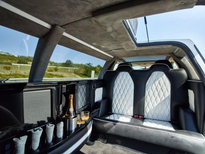 smart madeforsix limouzine 2015 interior 01