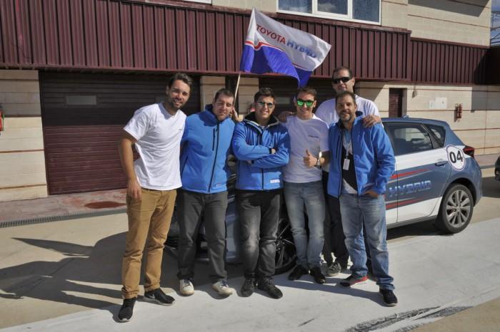 24 Horas Hibridas Toyota Albacete 2015 220