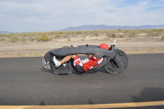 Aerobelo Speed bike