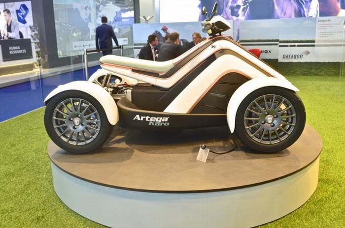 Artega Karo electric Concept 2015 05