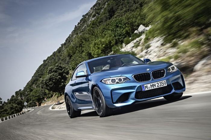 BMW M2 2015 15