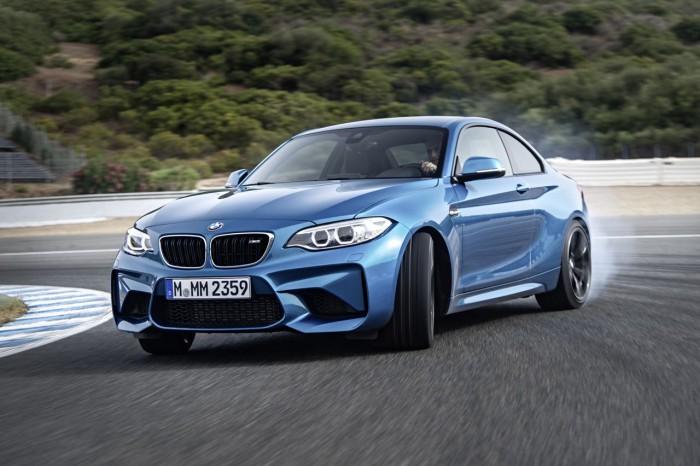 BMW M2 2015 32