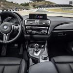BMW M2 2015 interior  1