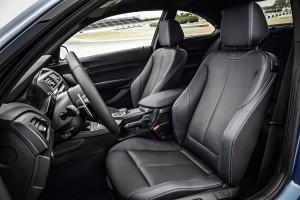 BMW M2 2015 interior 3