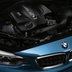 BMW M2 2015 motor 2