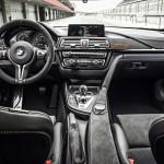 BMW M4 GTS 2015 interior  04