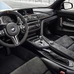 BMW M4 GTS 2015 interior  07