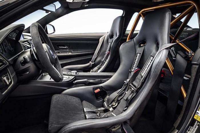 BMW M4 GTS 2015 interior  08