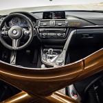 BMW M4 GTS 2015 interior  14