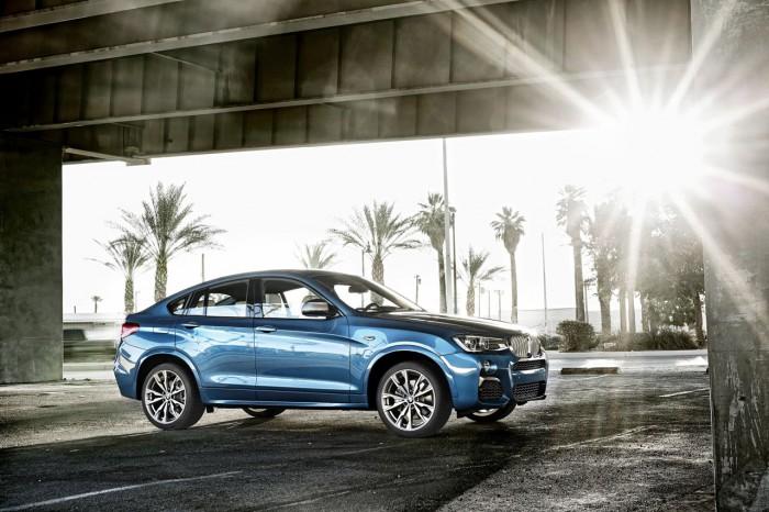 BMW X4 M40i 2016 01