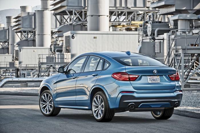 BMW X4 M40i 2016 30