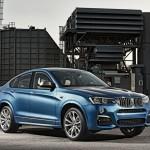 BMW X4 M40i 2016  34