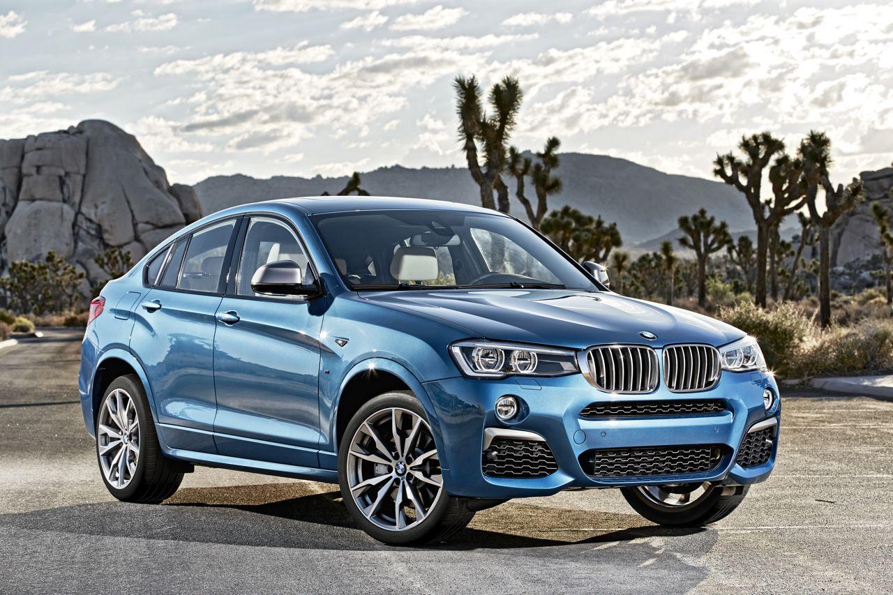 BMW X4 M40i 2016  38