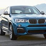 BMW X4 M40i 2016  55