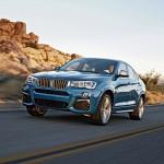 BMW X4 M40i 2016  65
